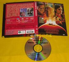 PIANETA ROSSO (Val Kilmer, Carrie-Anne Moss) Dvd Snapper »»»»» USATO