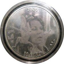 338 - 10 EUROS PAYS-BAS 2005 - argent