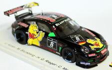 Spark 1/43 Scale - SB031 Porsche 997 GT3 R 7th 24H Spa 2012 Resin Model Car