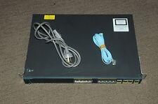 Cisco WS-C2960G-24TC-L 24 Port Rack Mountable Gigabit Switch, 4 x SFP 180DaysWty