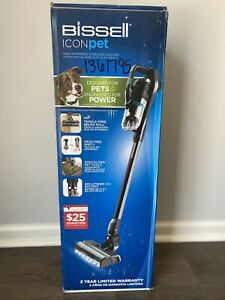 **NEW IN BOX** BISSELL ICONpet Cordless Vacuum