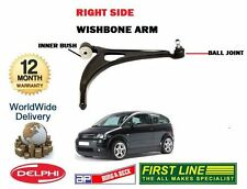FOR AUDI A2 1.4i 1.6i FSi 2000-2002 NEW RIGHT SIDE LOWER SUSPENSION WISHBONE ARM