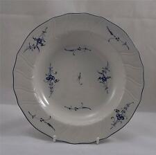 Villeroy & and Boch VIEUX OLD LUXEMBOURG rimmed soup / dessert bowl 23cm EXC