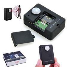 MINI MICROSPIA AMBIENTALE A9 GSM TELEFONO SIM CHIAMA PIR CIMICE RILEVA MOVIMENTO