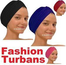 Gorras y sombreros de mujer turbantes
