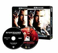 Blade Runner Final Cut & lt; 4K ULTRA HD & Blu-ray Set & gt; (2 Disc Set)