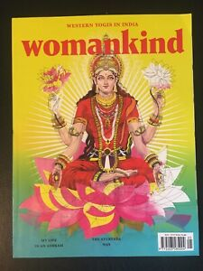 Womankind Magazine - Issue 20 - May-July 2019 - VG+