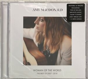 Amy Macdonald - Woman Of The World: The Best Of 2007 – 2018 (CD) New Sealed