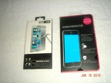 Altec Lansing & Tempered Glass Screen Protector (2)     BRAND NEW