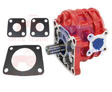 MTS Belarus Hydraulikpumpe 50 52 Pumpe  NSCH 32U Gear pump MTZ Zahnradpumpe