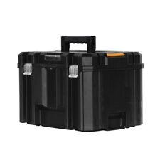 Dewalt Tstak Vi - Deep Box w/ Flat Top Dwst17806 New