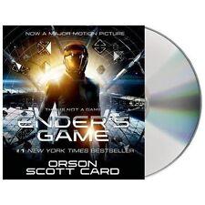 The Ender Quintet: Ender's Game 1 by Orson Scott Card (2013, CD, Movie Tie-In, U