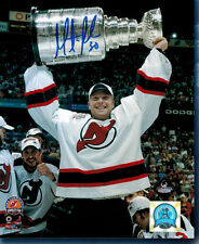 Martin Brodeur SIGNED New Jersey CUP 8X10 Photo -70289