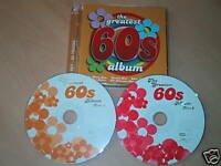The Greatest 60's Album -Sixties- 36 Tracks - 2 Disc's - Mint - Fast Postage