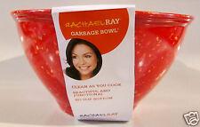 Rachael Ray All Purpose Bowl New Melamine Red