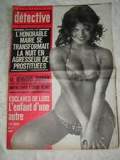 Détective 1974 LE CROTOY SINT ANKELINKS HERZ DUNKERQUE