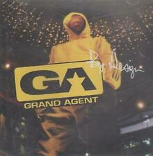 GRAND AGENT By Design CD Europe Groove Attack 2001 15 Track (Gap072Cd)