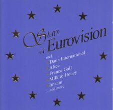 Stars Of Eurovision 2 CD Set 32 tracks 1999 Eurovision Song Contest