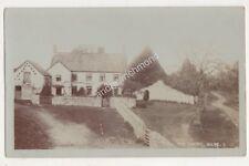 The Priory Kilve Somerset Vintage RP Postcard HH Hole 701b