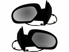For 2007-2013 GMC Sierra 1500 Door Mirror Set 35695CT 2008 2009 2010 2011 2012