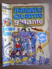 I FANTASTICI QUATTRO Gigante Serie Cronologica n°14 Corno  [G502]