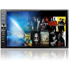 Android Autoradio mit Navi Navigation Bluetooth Touchscreen DAB+ USB Doppel 2DIN