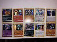 Pokemon TCG Champions Path - ALL RAREs HOLO SET (10 Cards) pack fresh!