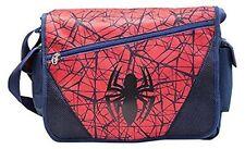 Marvel MB00174SPN Spiderman Logo Messenger Bag