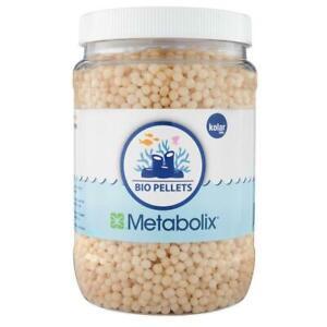 METABOLIX - BIO PELLETS (600 G) AQUARIUM FILTER MEDIA - KOLAR LABS