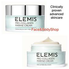Authentic Elemis Pro-Collagen Marine Anti Wrinkle Day Cream 30ml Award Winner