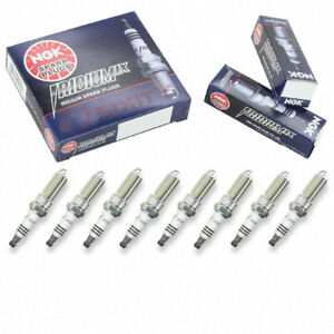 8 x NGK Iridium IX Plug Spark Plugs 6510 LTR7IX-11 6510 LTR7IX11 Tune