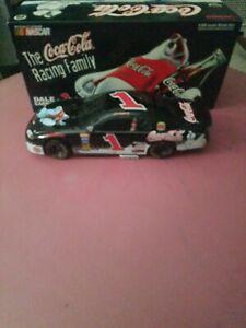 DALE EARNHARDT JR. #1 COCA-COLA POLAR BEAR 1/24 ACTION 1998 NASCAR DIECAST BWB