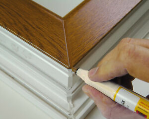 Konig Touch Up Pens Mitre Joints For Windows Doors Fascia And Other Colour Foil