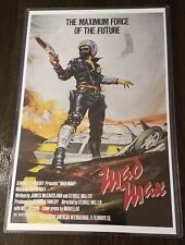 Mad Max 11X17 Movie Poster Mel Gibson