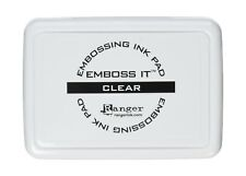 Ranger Emboss It Clear Embossing Ink Pad