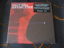Slip Album: Paul Haslinger : Halt And Catch Fire : TV OST Sealed Tangerine Dream