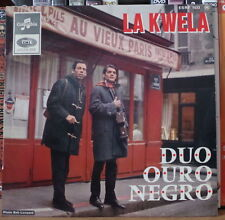 DUO OURO NEGRO LA KWELA FRENCH EP COLUMBIA 1965