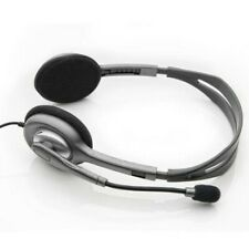 H110 Noise Cancelling Headset (2 Pins)