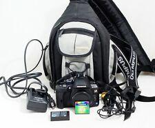 Olympus EVOLT E-620 12.3MP DSLR Camera Body ONLY 3K SHUTTER COUNT