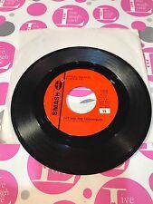"""JAY & THE TECHNIQUES """"APPLES, PEACHES, PUMPKIN PIE"""" SMASH 45 RPM"""