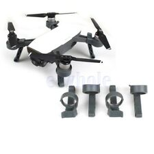 1 Set Extended Landing Gear Heightened Leg Support Protector For Dji Spark Gw