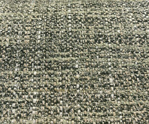 SMC Design Conjure Thicket Green Tweed Upholstery Fabric By The Yard
