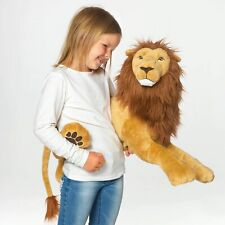New! IKEA Plush LARGE LION 70cm- Childrens Baby Stuffed Soft Toy Animal Play