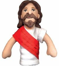 Jesus Christ - Unemployed Philosophers Guild - Finger Puppet and Magnet