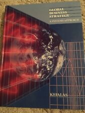 Global Business Strategy : A Systems Approach by Kefalas (1989, Hardcover)