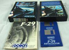 Amiga: F29 Retaliator - Ocean Software 1989