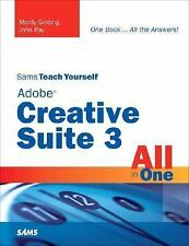 NEW - Sams Teach Yourself Adobe Creative Suite 3 All in One