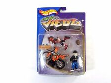 HOT WHEELS MX HEDZ THOR BY TROY LEE DESIGNS