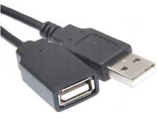 Long Long 5 m USB 2.0 EXTENSION Cable Lead A Male Plug to A Female. 013