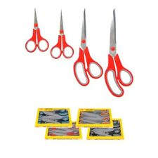 Kleiber Soft-Touch 4-Piece Scissor Set Suitable for Left or Right Handers